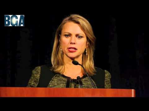 2012 Bga Annual Luncheon: Lara Logan video