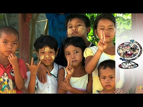 Inside Myanmar's Economic Boom video