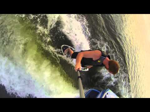 GoPro - Wake Surf Test