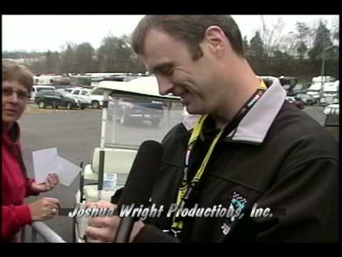 NASCAR Driver Travis Kvapil Hilarious Interview Video