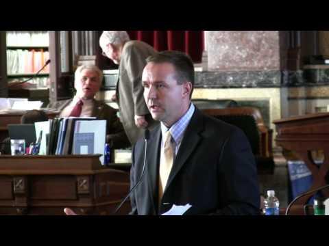 Senator Danielson: Senate increases disclosure and accountability on ...