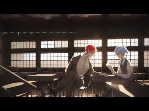 [Nightcore] BYE BYE YESTERDAY Full Assassination Classroom Op 4 (lyrics)