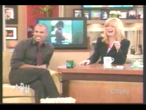 Shemar Moore on Bonnie Hunt Video