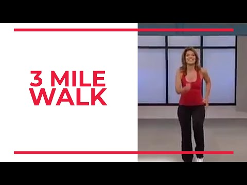 Start! Walking At Home American Heart Association 3 Mile Walk video