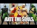 Lagu RATE THE SOULS: Soul Calibur VI - Random Create-A-Characters