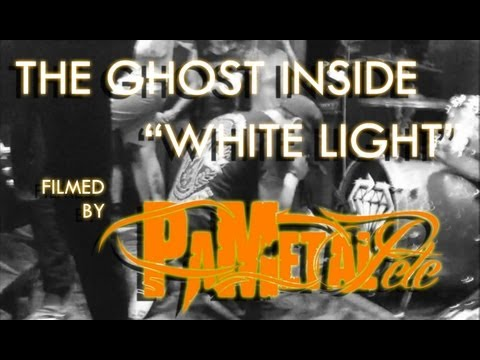The Ghost Inside - White Light Live @ First Unitarian Church, Philadelphia, PA 3/25/2013