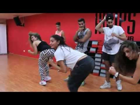 BANG BANG - Jessie J, Ariana Grande, Nicki Minaj Dance Choreography | Elie Fleyhan