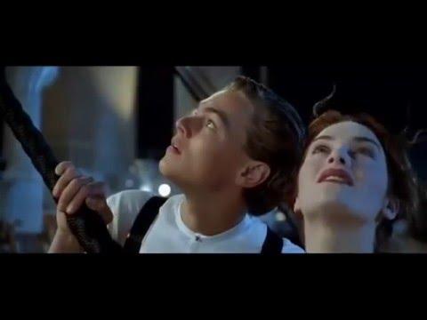 Titanic - Deleted Scene - Jack And Rose Sing come Josephine On Promenade Deck video