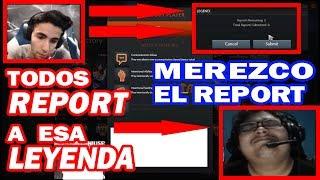 SUMAIL REPORTA A SMASH POR FEDEAR CON PUDGE Y LO LLAMA LEYENDA | DOTA 2 COSAS