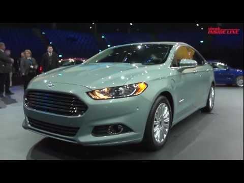Новый Ford Mondeo 2012