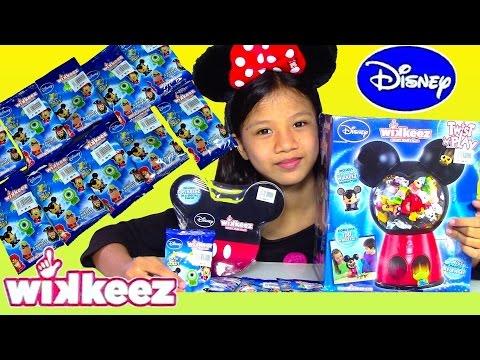 Disney Wikkeez Surprise Blind Bags Disney Wikkeez Twist n Play - Kids' Toys