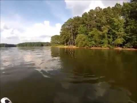Lake Allatoona Gar Fishing