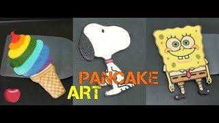Pancake Art Compilation