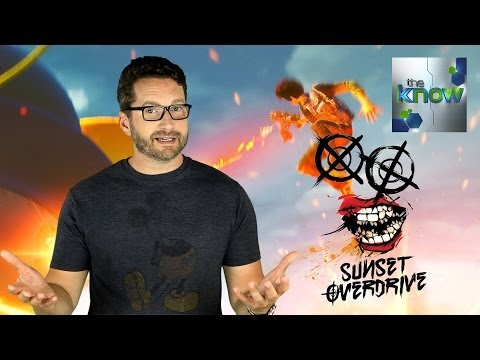 First Look at Sunset Overdrive - The Know