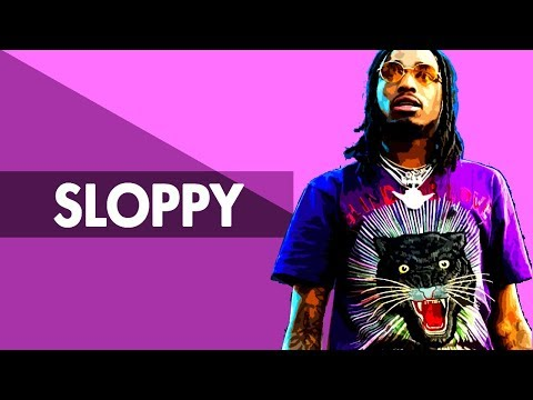 """SLOPPY"" Trap Beat Instrumental 2018 | Smooth Hard Rap Hiphop Freestyle Trap Type Beats | Free DL"