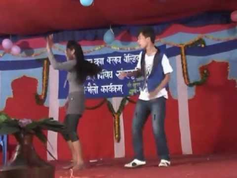Chitwan dance by Saroj & Anjali (Beldiya) uploaded by Toran