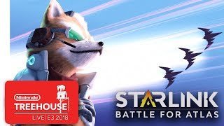 Starlink: Battle for Atlas Gameplay - Nintendo Treehouse: Live | E3 2018