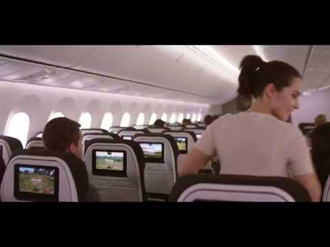 Experience Air New Zealand's 797-9 Dreamliner