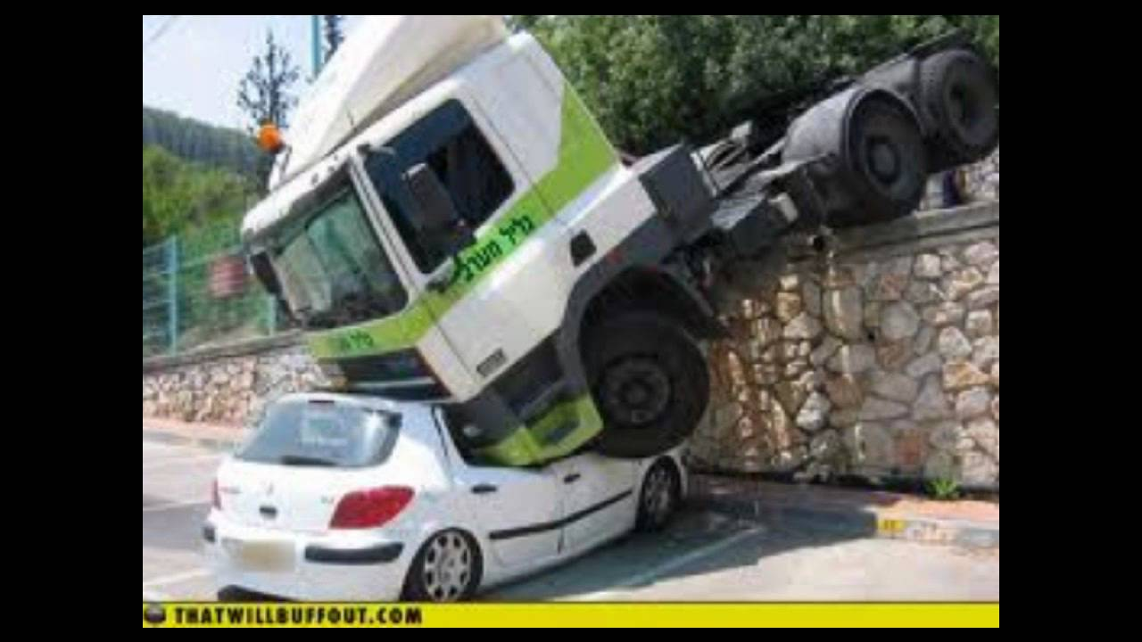 Epic Car Fails