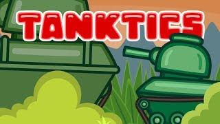Танкости #19: Бонсай | Мультик про танки