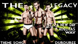 "WWE Theme Songs - 4th The Legacy ""It"
