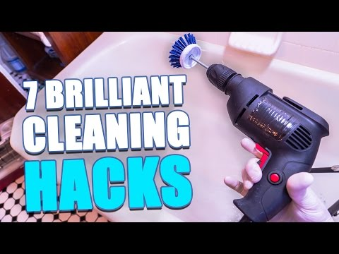 7 Brilliant Cleaning Hacks You NEED To Try