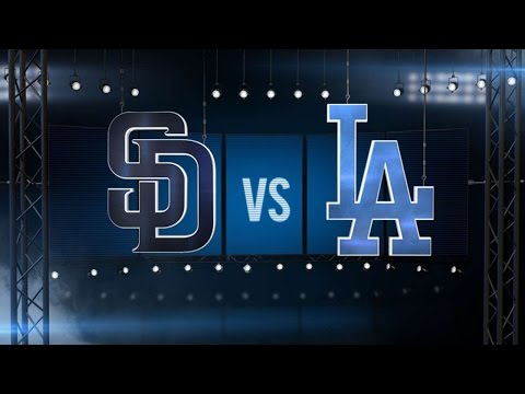 5/1/16: Kershaw's shutout leads Dodgers to 1-0 win