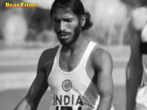 Milkha Singh-Still Running on a Dream. - YouTube