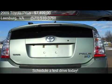 2009 Toyota Prius Touring 4dr Hatchback for sale in Leesburg