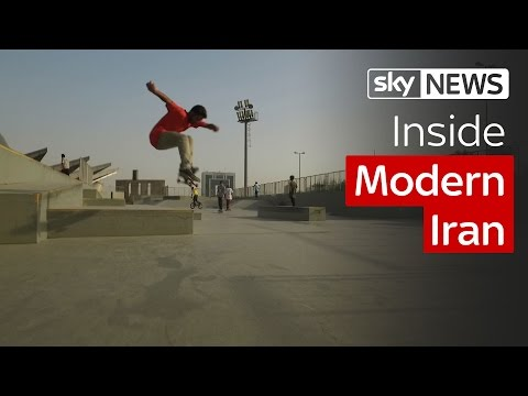 Inside Modern Iran