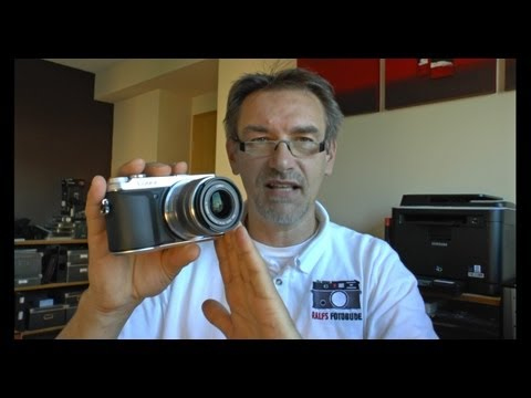 Panasonic Lumix DMC-GX7 - My Preview (English Version)