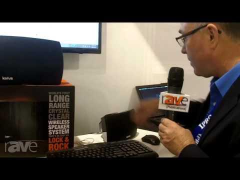 CEDIA 2013: Korus Introduces its Personal Portable Wireless Speaker System