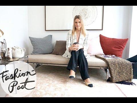 Fashion-post TV: Houzz Tour hos Cecilie Ingdal Christiansen