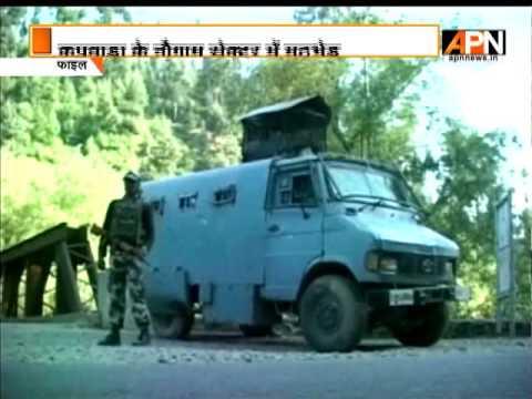 4 militants killed and 1 apprehended in Kupwara, J&K