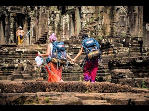 Aventura Asia Express a luat forma unui adevărat labirint! Prima parte a misiunii de la templu le