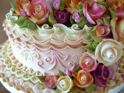 INFORMATION ON DAVID CAKES INTERNATIONAL FREE HAND CAKE DECORATING CLASSES & COURSES