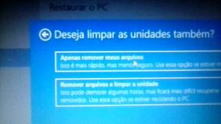 Como formatar seu pc ou notebook windows 10,7,8