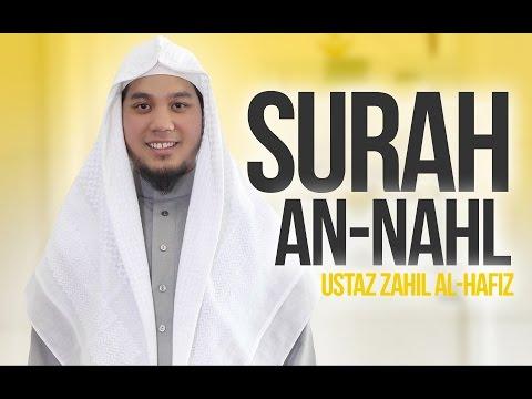 Surah An-Nahl (48-49) - Ustaz Zahil Al-Hafiz ᴴᴰ