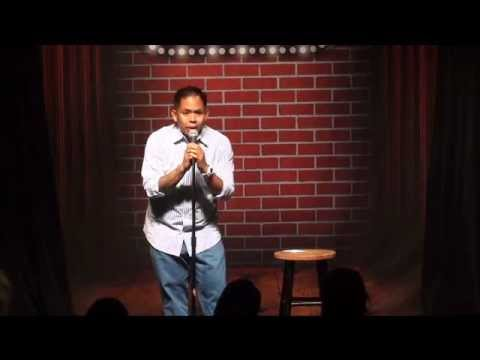 Filipino Stand Up Comedian! John Ross