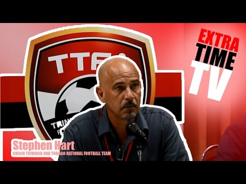 Stephen Hart Post Match Press Conferrence Trinidad and Tobago vs St Vincent and the Grenadines Extra