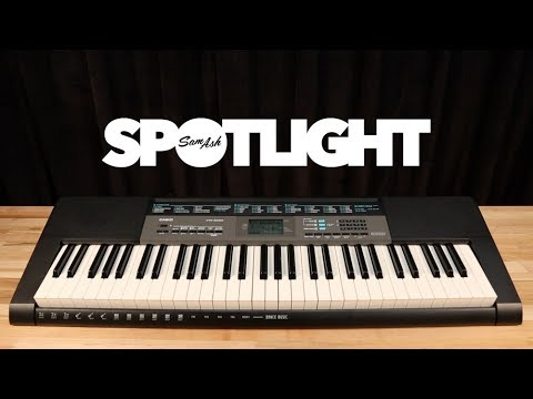 Casio CTK-2550 Portable Keyboard Overview