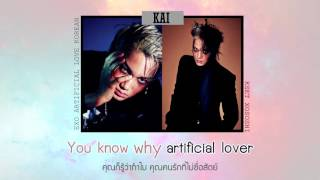 [Karaoke/Thaisub] EXO - Artificial Love (Korean version)