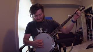 Learning the Banjo - Day 1