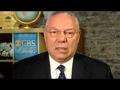 Colin Powell: Republican for Obama