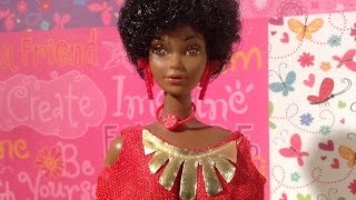1979 Black Barbie Doll Review✨