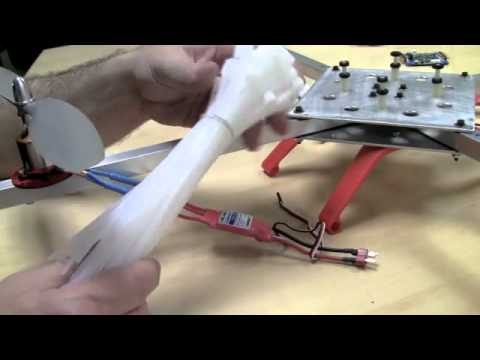 Basic Quadcopter Tutorial - Chapter 4 - Power System 2