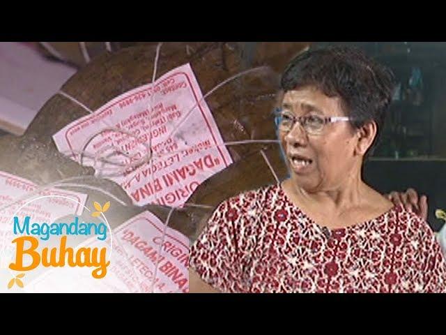 """Magandang Buhay: Momshies visit """"Original Dagami Binagol"""""""