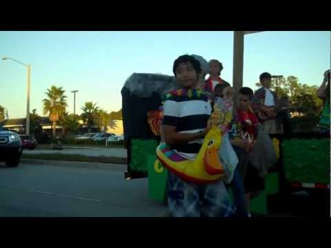 Fleming Island High School - Homecoming Parade