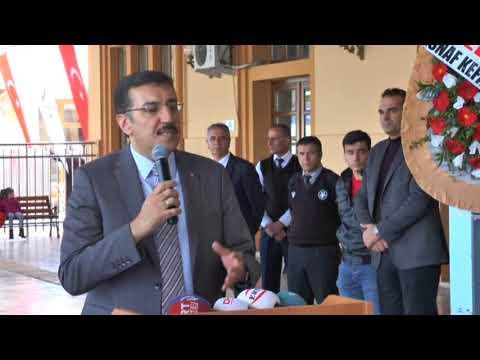 Bakan Tüfenkci: Demir Yollarını Nasıl İhmal Ettiklerini Biliyoruz