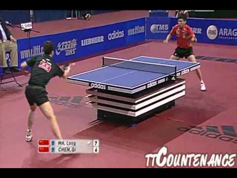 Best ping pong points collection 2010